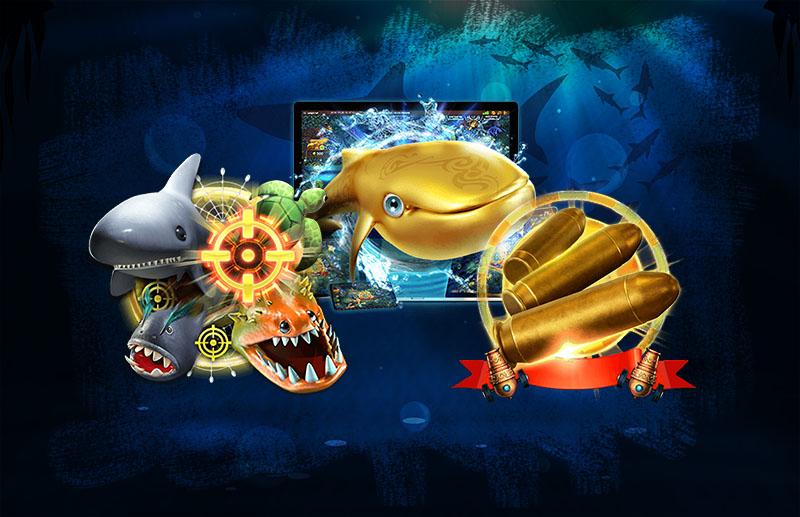 ข้อดีเกมยิงปลา ออนไลน์